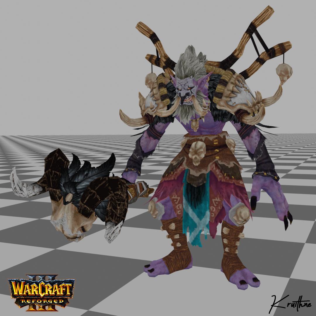 darktrollhighpriest - Troll customization feedback again.